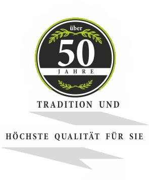 Qualitätssiegel der Fleischerei Schraps für Tradition und höchste Qualität