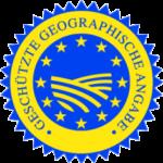 Siegel für Geschützte Geographische Angabe